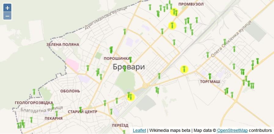 Map Detailing IJIGROUP